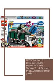 LEGO Toy Story 3 Exclusive Limited Edition Set # 7599 Garbage Truck ... Lego City Great Vehicles 60118 Garbage Truck Playset Amazon Legoreg Juniors 10680 Target Australia Lego 70805 Trash Chomper Bundle Sale Ambulance 4431 And 4432 Toys 42078b Mack Lr Garb Flickr From Conradcom Stop Motion Video Dailymotion Trucks Mercedes Econic Tyler Pinterest 60220 1500 Hamleys For Games Technic 42078 Official Alrnate Designer Magrudycom