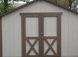 Tuff Shed Door Handle Replacement by Shed Door Replacement Rebuilt Shed Doors U0026 Corner 1x4 U0027s