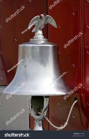 100 Fire Truck Bell Alarm On Vintage Stock Photo Edit Now 314490
