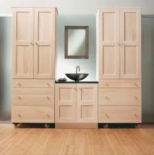 bathroom cabinet awesome light oak bathroom wall cabinet decor