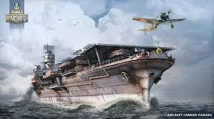 fonds d ecran 1920x1080 world of warship porte avions navire