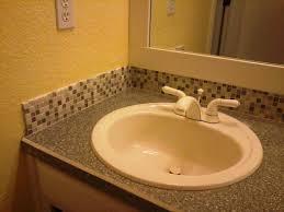 Bathroom Backsplash Tile Home Depot by Easy Bathroom Backsplash Ideas U2014 All Home Ideas And Decor