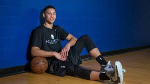 Youtube Hey Jimmy Kimmel Halloween Candy 2014 by Ben Simmons Bought A Kid Sneakers At Kicks Usa Cbs Philly
