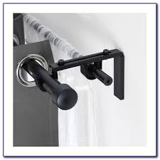 No Drill Curtain Rods Ikea by No Drill Curtain Pole Centerfordemocracy Org