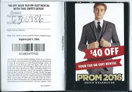 Men's Wearhouse $40 Off Prom Tux Or Suit Rental 2016 - Imgur Shirts Mens Wearhouse Lidoderm Patch Discount Coupons Angara Coupon Code 20 Off Bands For Life Walgreens Online Deals Prom Tux Rental Coupon Iu Bookstore Dont Miss Your Cue Save 40 On Every Wedding Plus Size Clothing Clearance Women Men Pimsleur App Promo Eharmony 6 Month National Suit Drive Consumer Journey Map Tux Dealontux Twitter Aaa Roadside Service Kijubi The Discounts Idme Shop