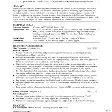 Full Stack Developer Resume Inspirational Java Developer Resume