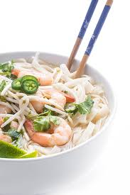 pho cuisine shrimp pho noodle soup the lemon bowl