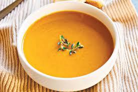Jamaican Pumpkin Soup Vegan by Pumpkin Soup With A Twist