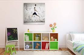 tableau d馗o chambre tableau toile basket décoration basketball