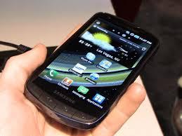 Verizon Samsung 4G LTE Smartphone Hands at CES 2011