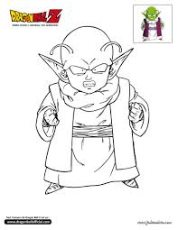 Coloriages Coloriage Goku Frhellokidscom