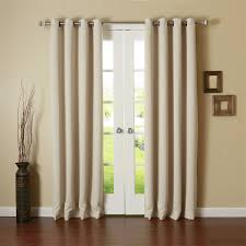 Pier One Curtains Panels by Aleko 52x84 Black Out Curtain