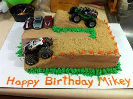 100 Monster Truck Cake Pan Jam