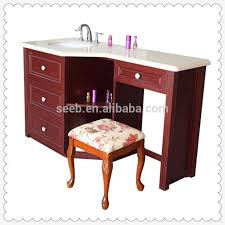Bath Vanities With Dressing Table by Bathroom Sink Cabinets With Dressing Tables Hs Sxt01 Aluminium
