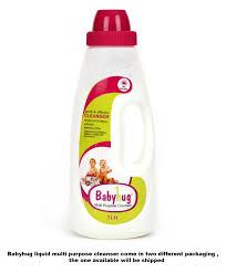 Babyhug Feeding Bottle Accessories Vegetables Liquid Cleanser