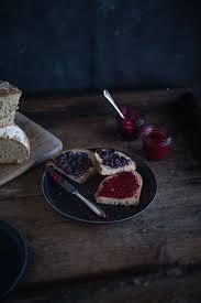 ein rezept für mischbrot und einfache tk beeren marmelade