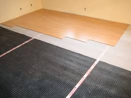 Underlayment For Vinyl Plank Flooring In Bathroom by Underlayment For Basement Floor Aytsaid Com Amazing Home Ideas
