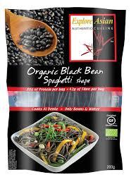 Explore Asian GF Black Bean Spaghetti 200 G Pack Of 6 Organic Amazoncouk Grocery