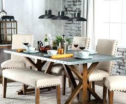 Industrial Dining Room Tables Lighting And Table Decorations Style