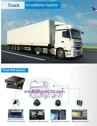 100 Truck Gps System 48CH Bus DVR Camera Support GPS Tracking WiFi
