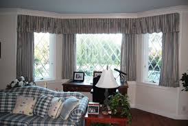 curtains luxury grey living room curtain for bay window