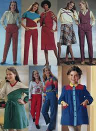 1980s Childrens Fashion Part Of Our Eighties Fashions Section