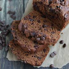 Luscious cherries & two layers of chocolate flavor This decadent rich Chocolate Zucchini Bread