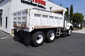 2010 International Workstar 10-12 Yard Dump Truck | Big Truck