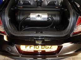 Honda CR Z SP I VTEC IMA Hybrid Electric STAG LPG Conversion