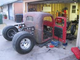 100 Rat Rod Truck Parts My 1941 Dodge Build Page 15 S Rule Rust
