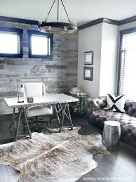 Industrial Modern Rustic Office Home Decor So Beautiful Love The Grey Tones