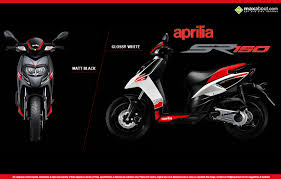 Aprilia SR 150 Complete City Wise Price List