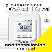 Warm Tiles Easy Heat Manual by Electric Under Floor Heating Thermostat