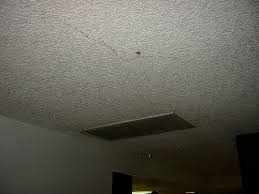 Asbestos In Popcorn Ceilings Arizona by How To Remove A Popcorn Textured Ceiling