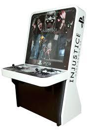 Mortal Kombat Arcade Cabinet Specs by Nu Gen Elite Arcade Machine Home Leisure Direct