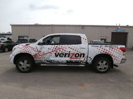 100 Wisconsin Sport Trucks Verizon Truck Wrap Done By Monarch Media Designs In Madison WI