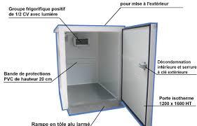 les chambre froide chambre froide négative savez vous comment choisir votre chambre