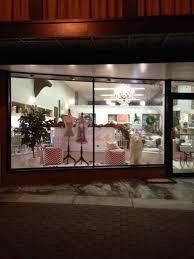 Boutique Window Display Ideas