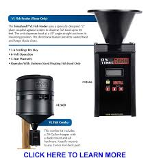 on time wildlife feeders feature a lifetime warranty
