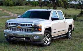 100 Chevy Trucks 2014 Chevrolet Silverado 1500 First Drive Truck Trend