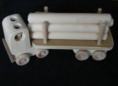 build big wood toy trucks pattern book baby pinterest