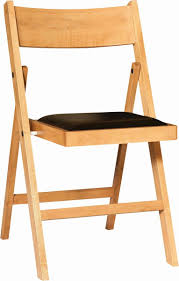 Sophia Folding Wooden Event Chair - Countryside Amish Furniture