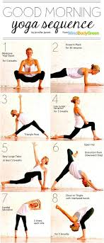 Tasty Morning Yoga Sequence To Wake Up Your Body
