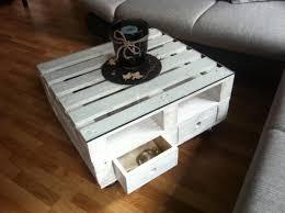 individuelle möbel selber bauen couchtisch palette