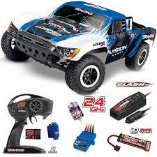 100 Short Course Truck Traxxas 580341 Slash 110 2WD Vision W TQ