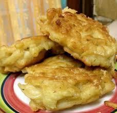 recette de beignet de pâtes