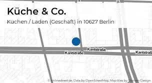 küche co kantstraße in berlin charlottenburg küchen