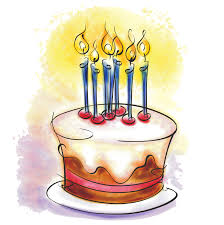 Birthday Cake PNG File
