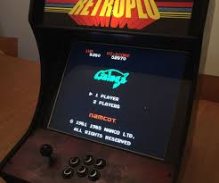 4 Player Arcade Cabinet Blueprints by Diy Retro Arcade Bartop For One Player 12 Steps With Pictures