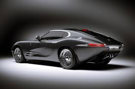 Jaguar E Type Inspired Lyonheart K